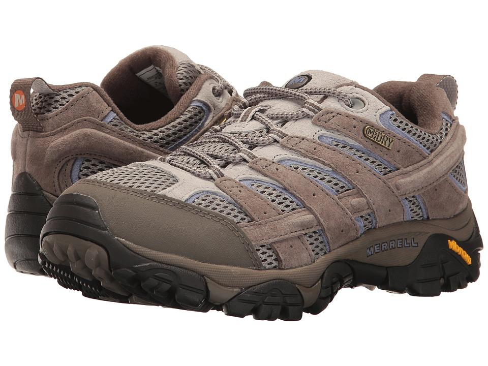 Merrell - Moab 2 Waterproof (Falcon) Womens Shoes