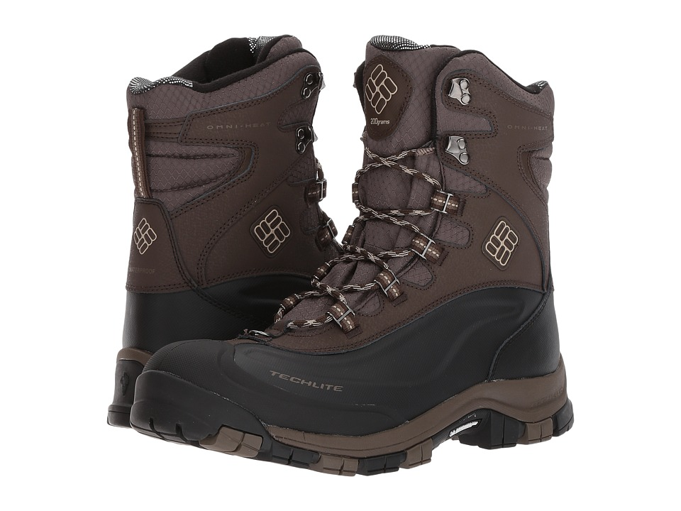 Columbia Bugaboot Plus Omni-Heat Michelin (Cordovan/Ancient Fossil) Men