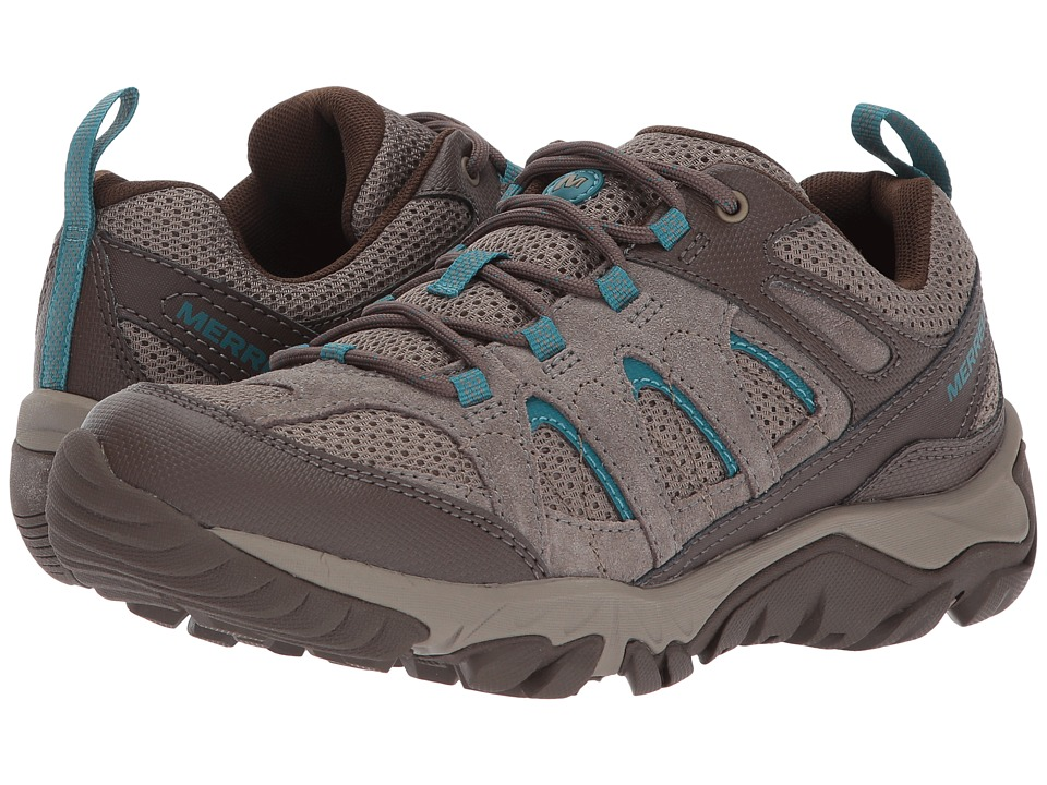 Merrell - Outmost Vent (Boulder) Womens Shoes