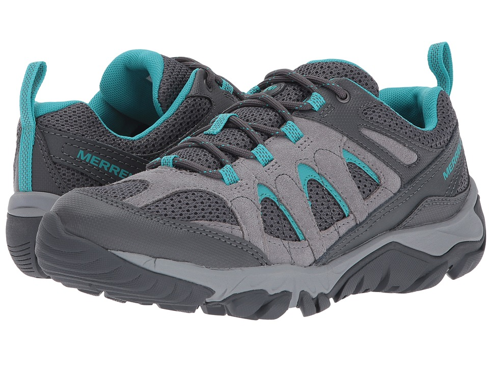 Merrell Outmost Vent (Frost Grey) Women