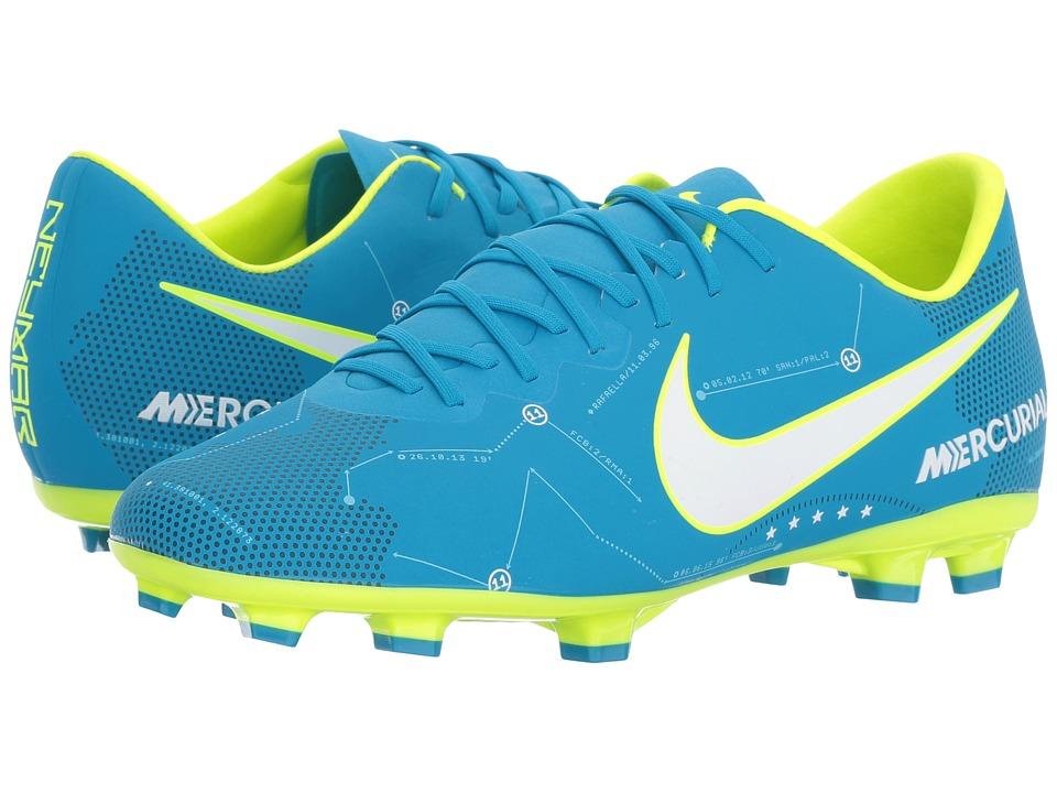 Nike Kids - Mercurial Vapor XI Ground Soccer Boot (Big Ki...