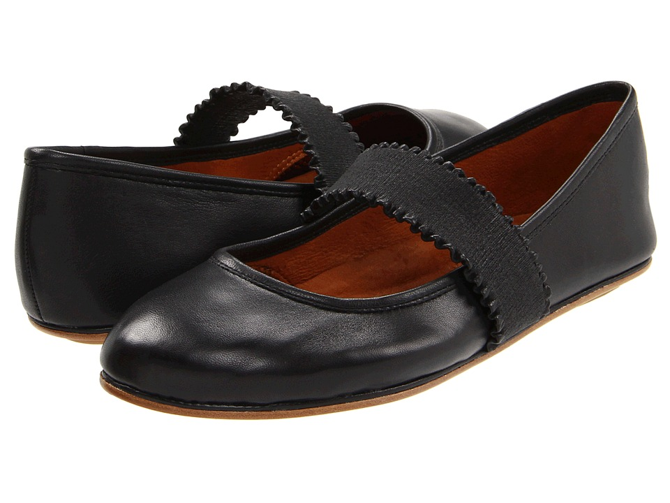 Gentle Souls Gabby (Black) Maryjane Shoes