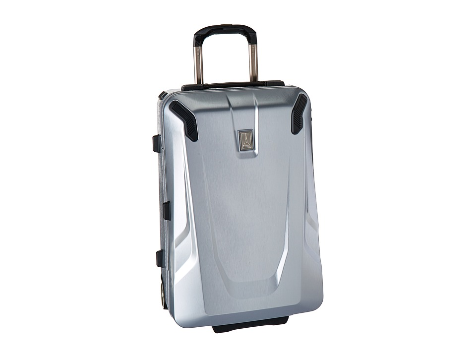 Travelpro Crew 11 Hardside 22 Rollaboard (Silver) Luggage