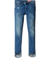 Blank NYC Kids - Denim Raw Edge Detail Skinny in Appy Happy (Big Kids)