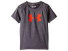 Under Armour Kids - Solid Big Logo Short Sleeve (Toddler)
