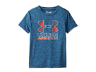 Under Armour Kids - New Big Logo Short Sleeve (Toddler)