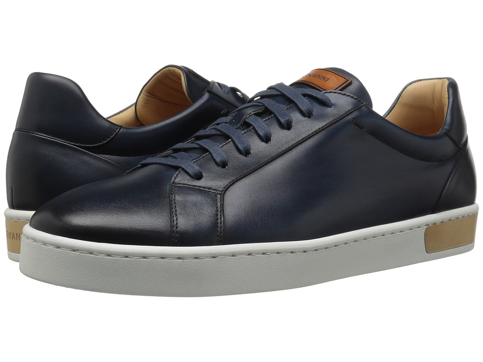 Magnanni - Caballeros (Navy) Mens Shoes
