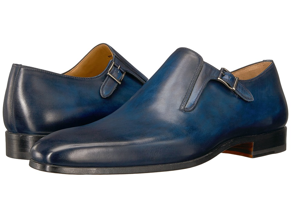 Magnanni - Beltran (Navy) Mens Shoes