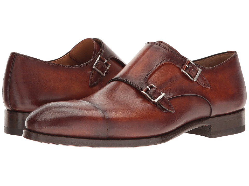 Magnanni - Louie (Cognac) Mens Shoes