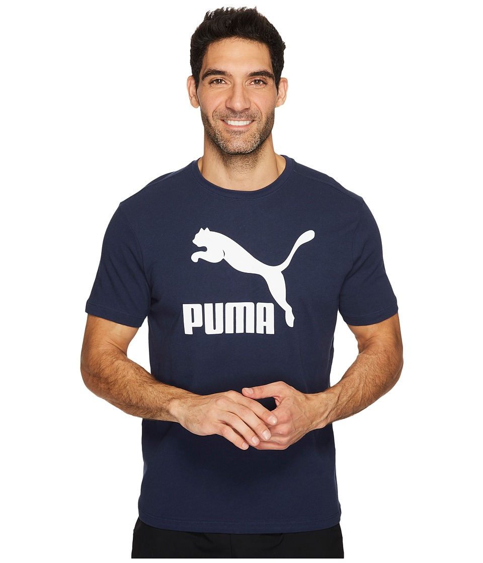 PUMA Archive Life Tee (Peacoat/Puma White) Men