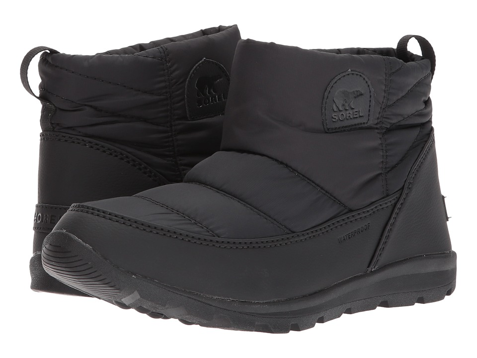 SOREL Whitney Camp (Black) Women
