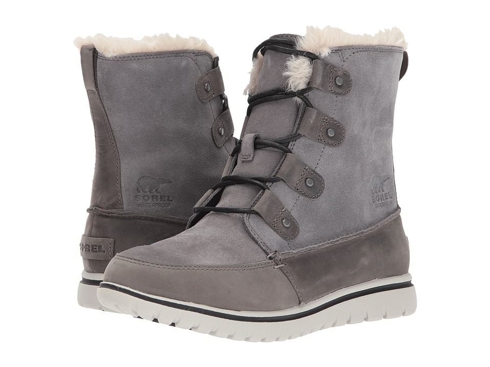 SOREL - Cozy Joan (Quarry) Womens Waterproof Boots