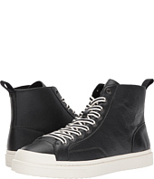 COACH - C214 Hi Top Sneaker Pebbled