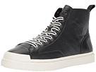 COACH C214 Hi Top Sneaker Pebbled