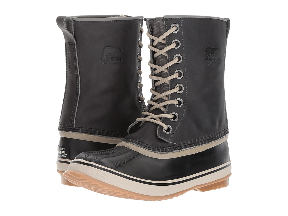 SOREL - 1964 Premiumtm LTR (Quarry/ Silver Sage) Womens Cold Weather Boots
