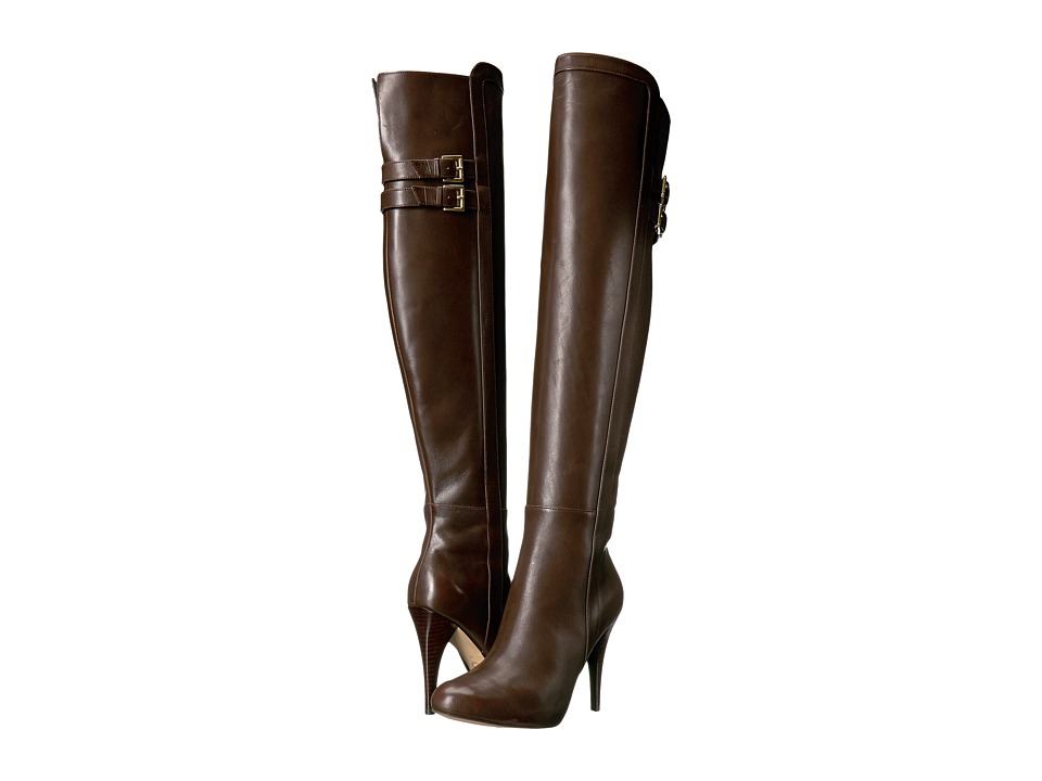 MICHAEL Michael Kors Delaney Boot (Coffee) Women