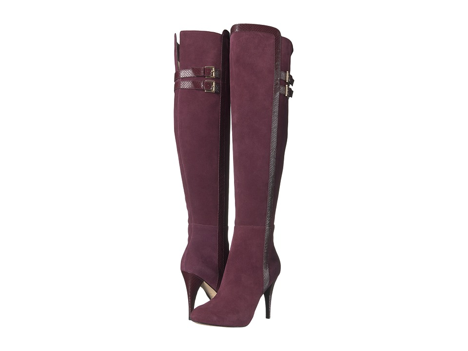 MICHAEL Michael Kors Delaney Boot (Plum) Women