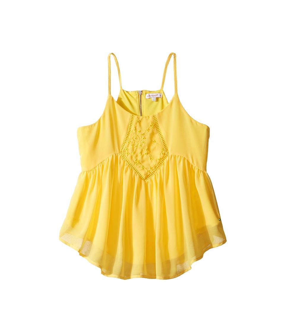 Ella Moss Girl - Daniella Baby Doll Top