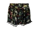 Allison Printed Rayon Shorts (Big Kids)