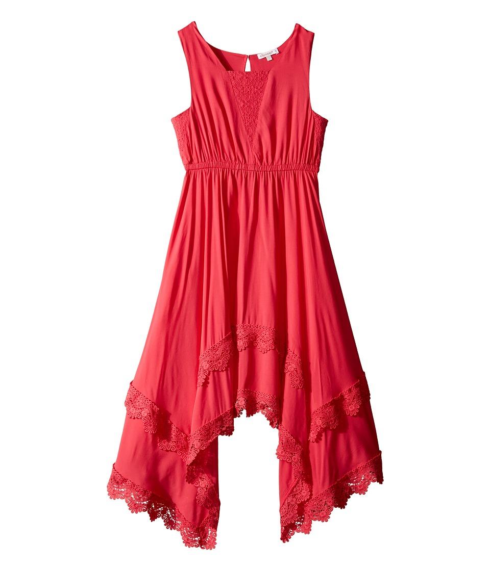 Ella Moss Girl - Dana Sleeveless Woven Dress
