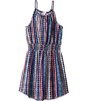 Ella Moss Girl - Jaya Printed Voile Dress (Big Kids)