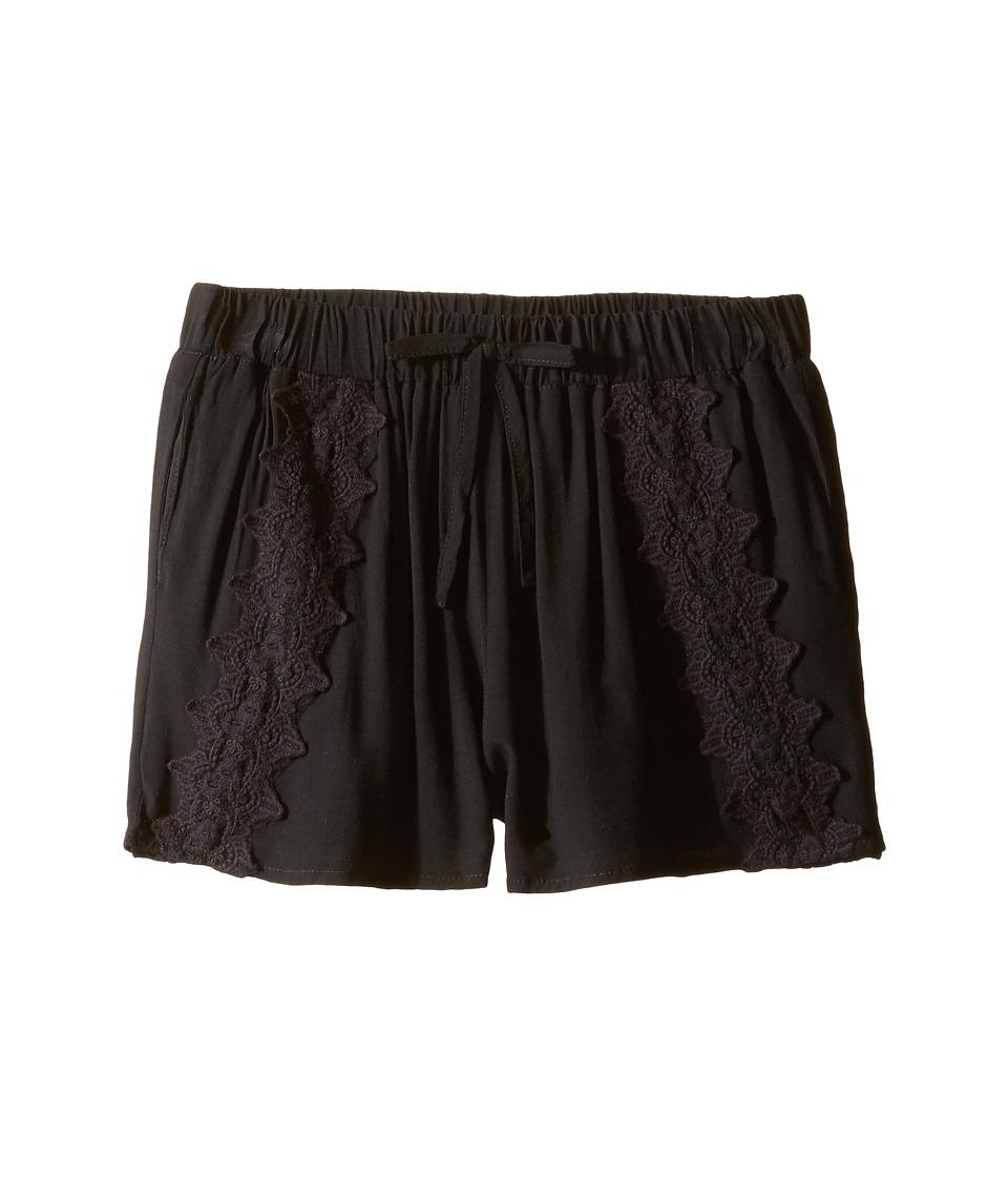 Ella Moss Girl - Selma All Over Crochet Shorts