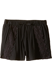 Ella Moss Girl - Selma All Over Crochet Shorts (Big Kids)