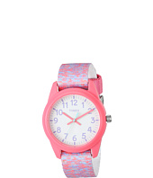 Timex - Analog Nylon Strap (Little Kids/Big Kids)