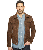 Goosecraft - Cow Suede Denim Jacket 987
