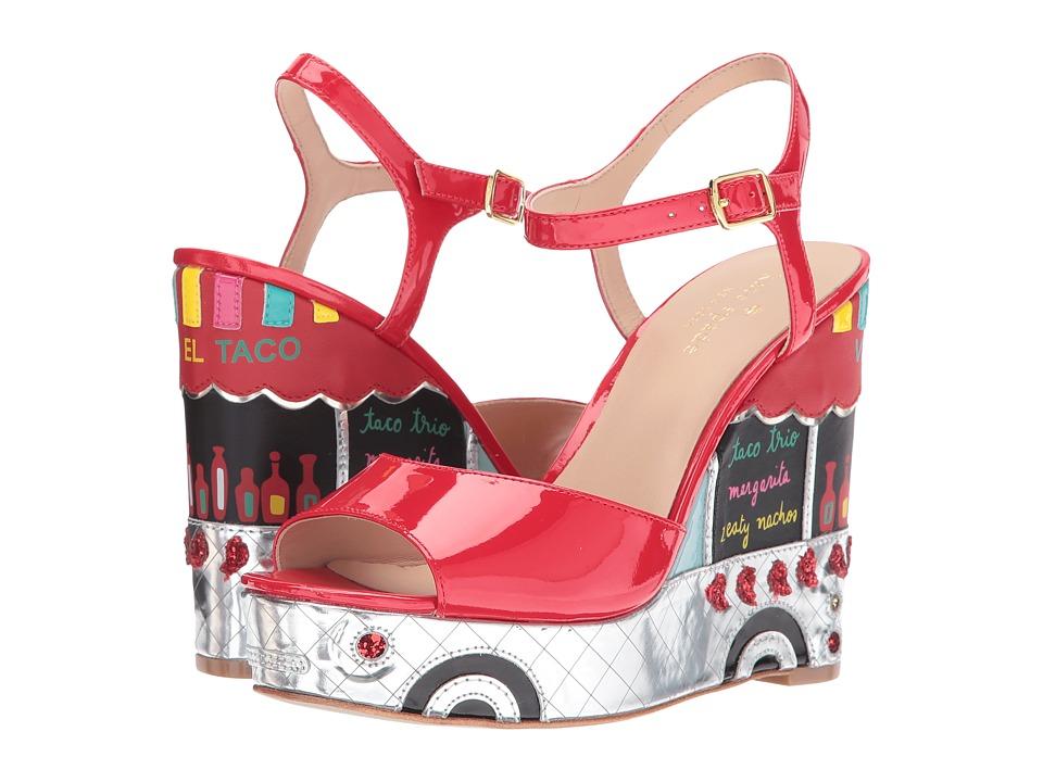 Kate Spade New York Dora (Maraschino Red Patent) Women