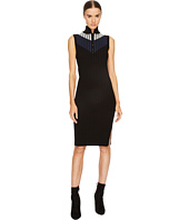 Sportmax - Fauna Mockneck Knit Dress