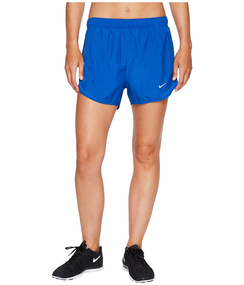Nike Dry Tempo Short (Game Royal/Wolf Grey) Women