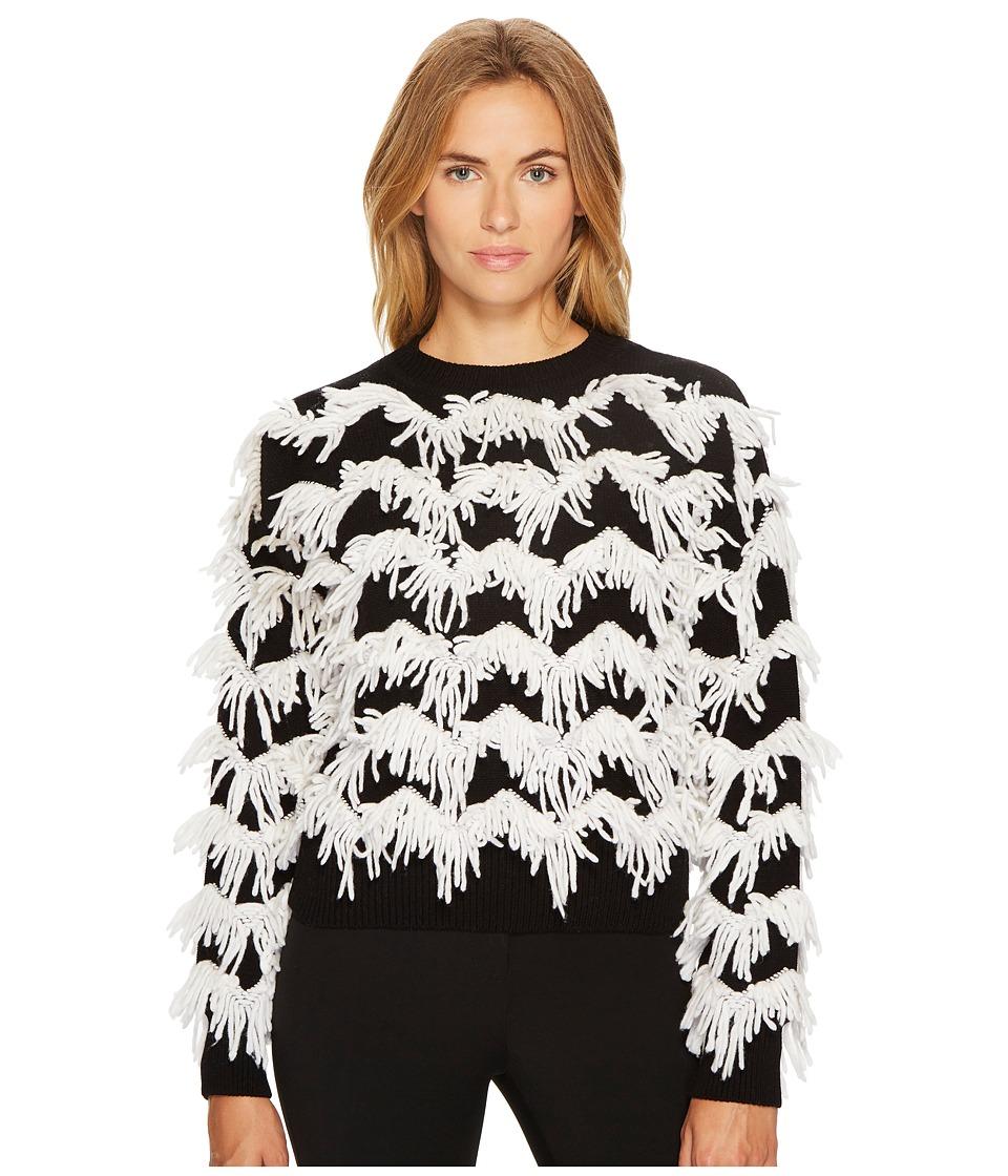 Sportmax - Stagno Textured Zigzag Sweater