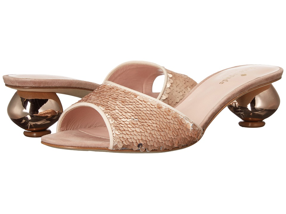 Kate Spade New York Paisley Too (Rose Gold/Silver Messy Sequins) Women