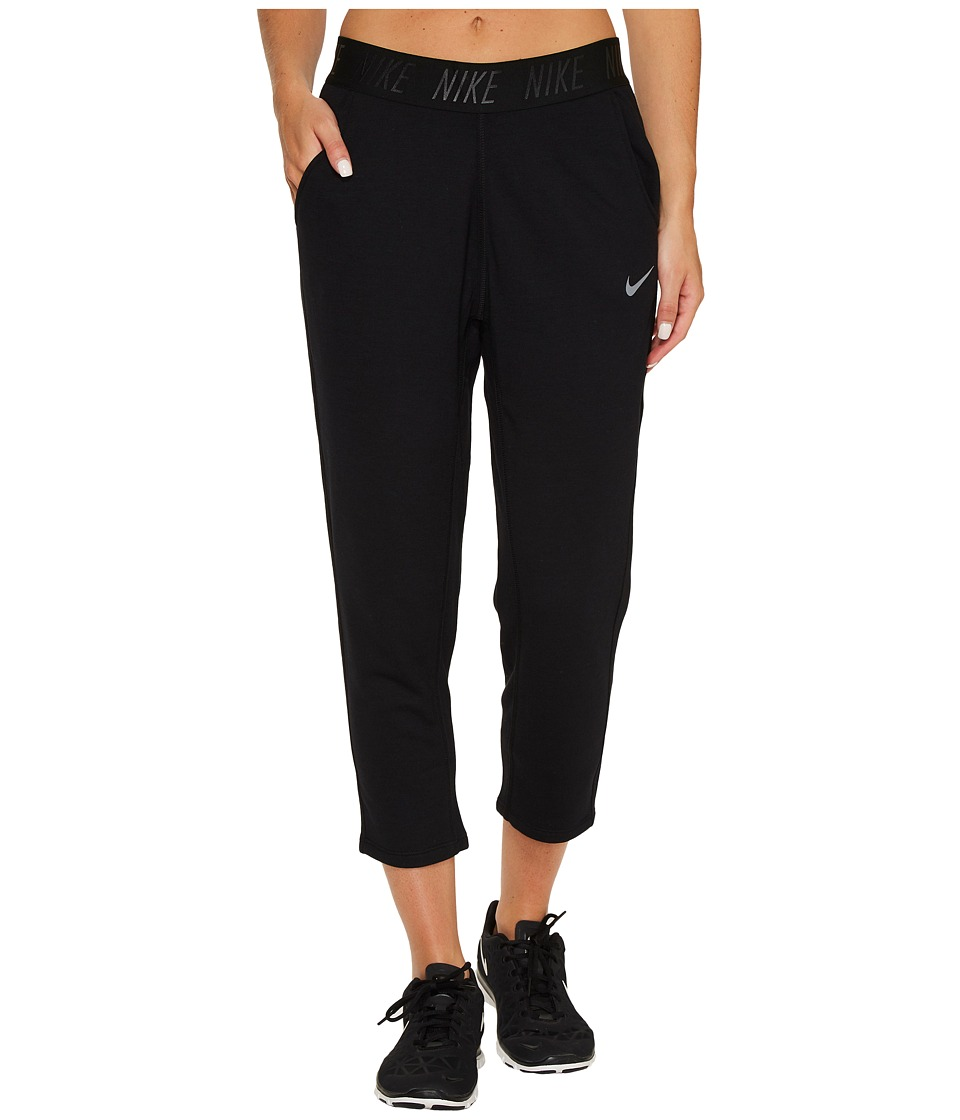 Nike Training Capri (Black/Cool Grey) Women