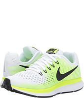 Nike Kids - Zoom Pegasus 34 (Little Kid/Big Kid)