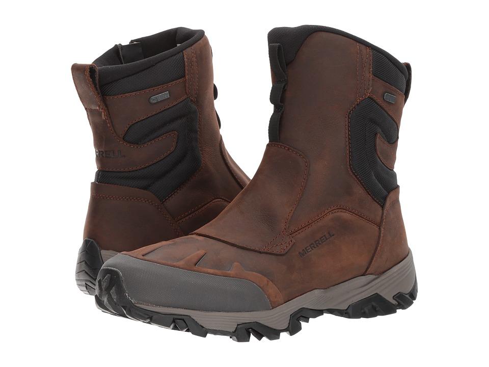 Merrell - Coldpack Ice+ 8 Zip Polar Waterproof (Copper Mountain) Mens Waterproof Boots