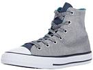 Converse Kids - Chuck Taylor All Star Shine Hi (Little Kid/Big Kid)