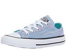 Converse Kids - Chuck Taylor All Star Jersey Knit Ox (Little Kid)