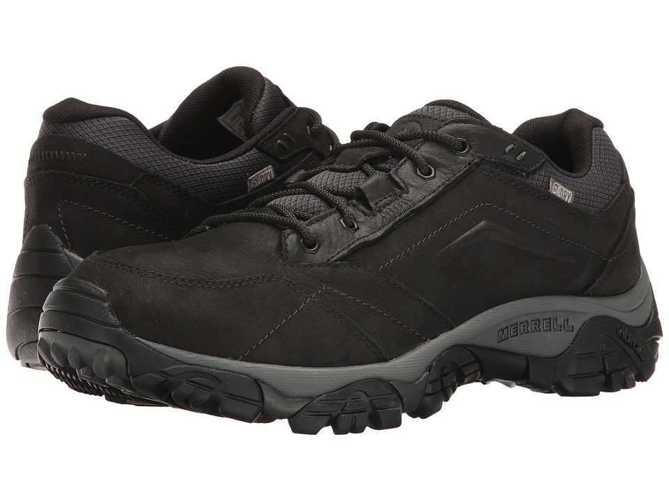 Merrell Moab Adventure Lace Waterproof (Black) Men