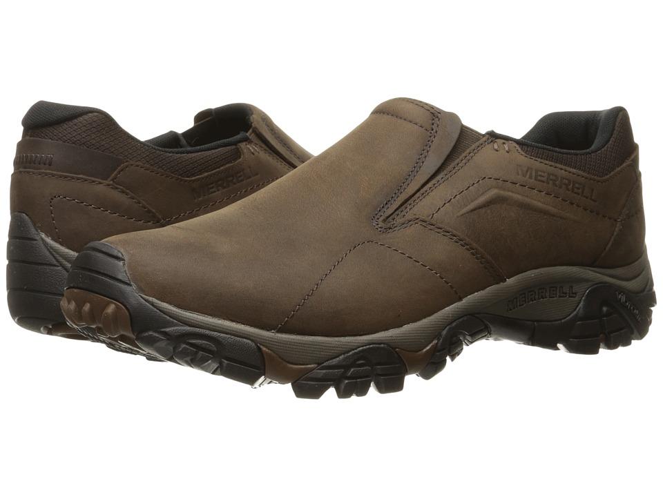 Merrell - Moab Adventure Moc (Dark Earth) Mens Shoes