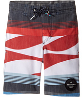 Quiksilver Kids - Swell Vision PR Beach Shorts (Toddler/Little Kids)