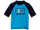 Quiksilver Kids - Bubble Dream Short Sleeve Rashguard (Toddler/Little Kids)