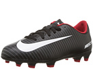 Nike Kids Jr Mercurial Vortex III FG Soccer (Little Kid/Big Kid)