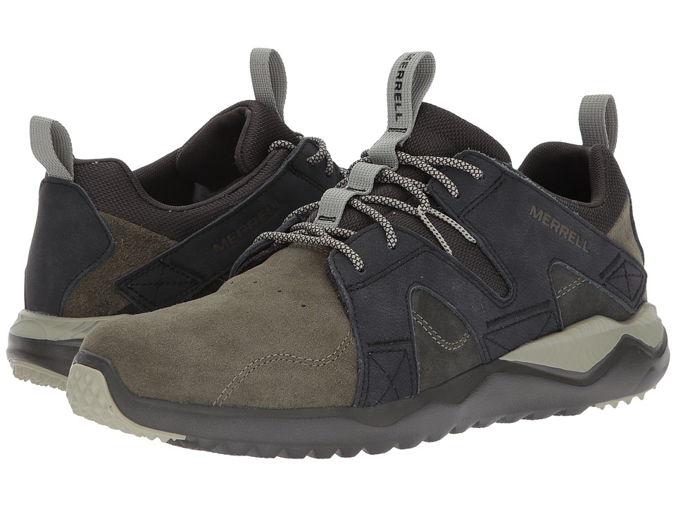 Merrell 1SIX8 Lace Leather (Dusty Olive) Men