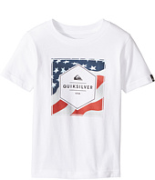 Quiksilver Kids - Stars and Stripes Tee (Toddler/Little Kids)