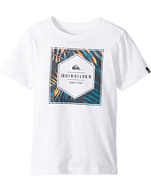 Quiksilver Kids - Shady Hex Tee (Toddler/Little Kids)