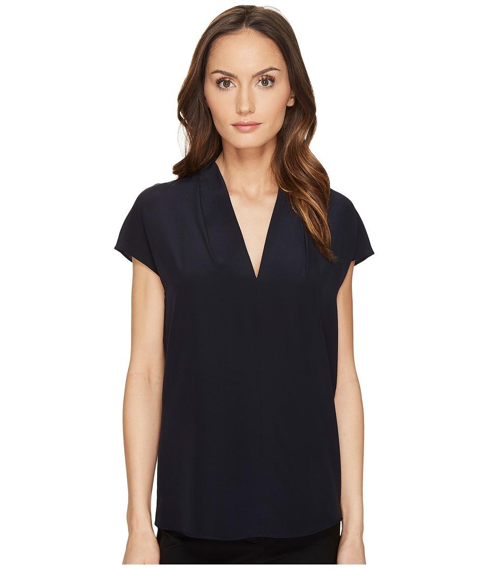 ESCADA - Netal Short Sleeve Blouse