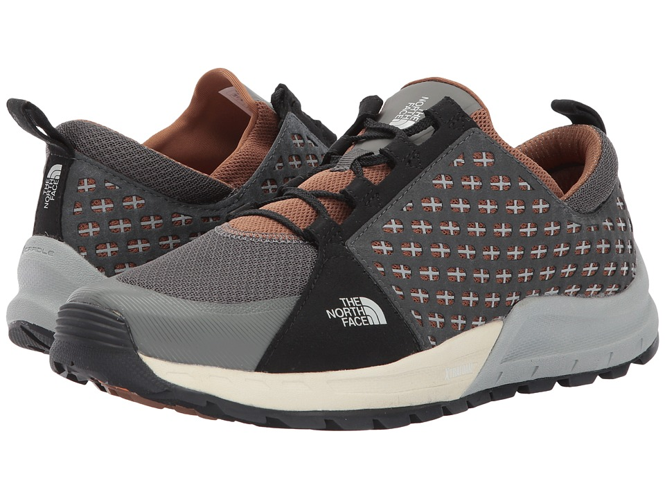 The North Face Mountain Sneaker (Graphite Grey/Tagumi Brown) Men