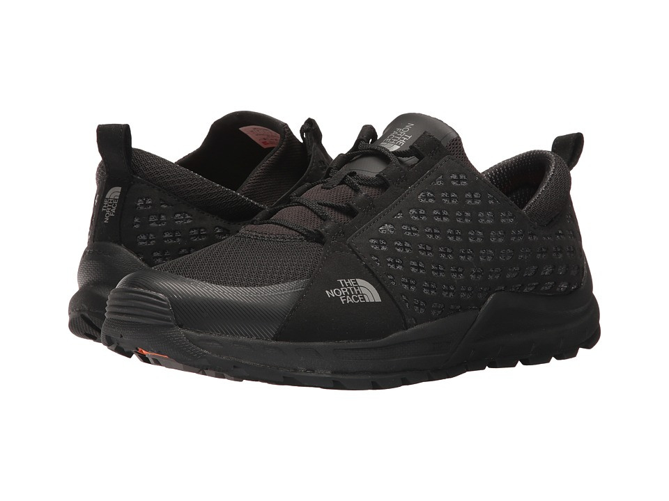 The North Face Mountain Sneaker (TNF Black/Smoked Pearl Grey) Men